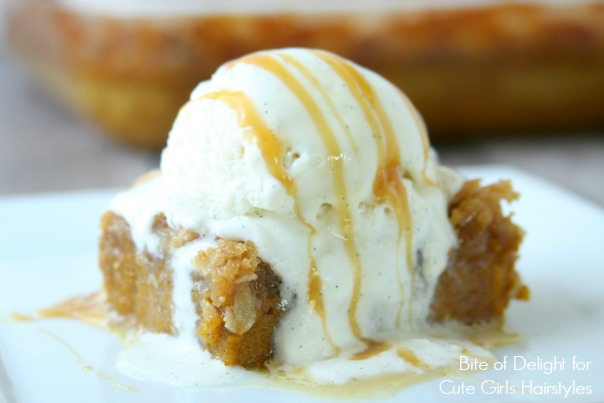 Pumpkin Pie Crunch | Pumpkin Crumble | CGH Lifestyle