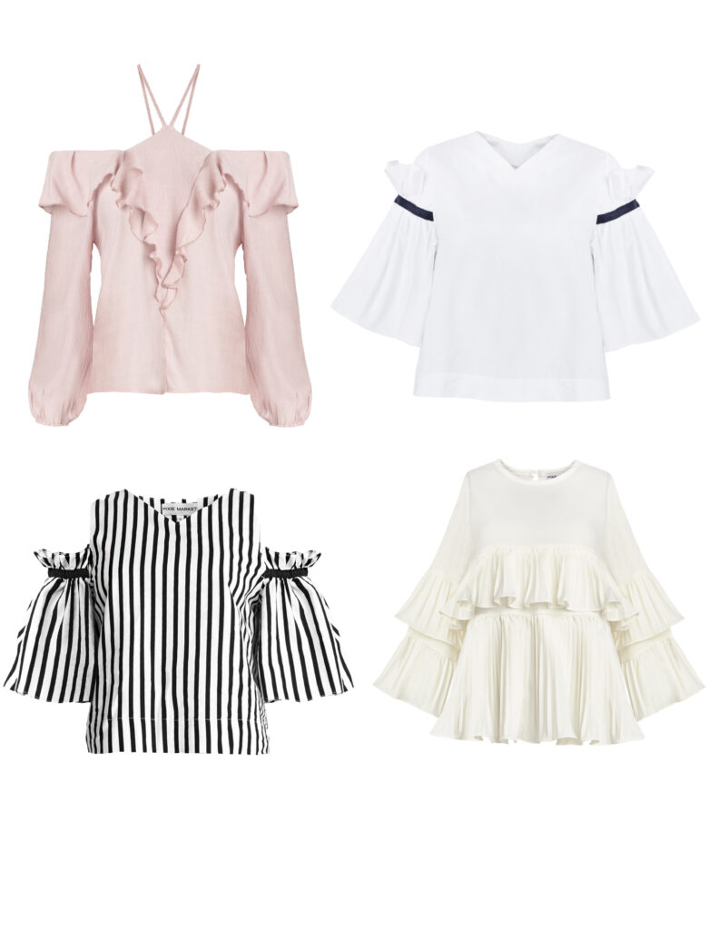 Ruffle Fashion | CGH Lifestyle