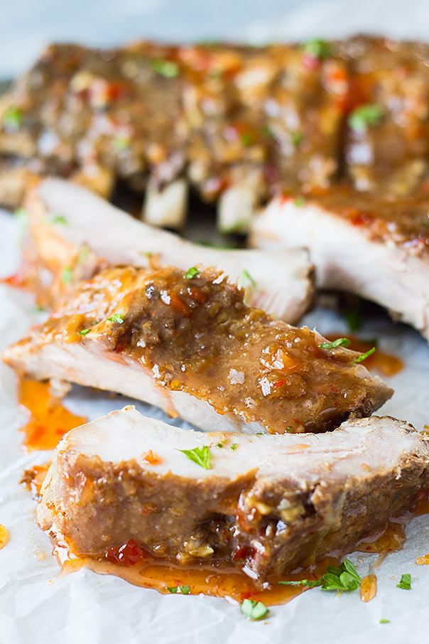 Slow Cooker Asian Pork Ribs   CGH Lifestyle