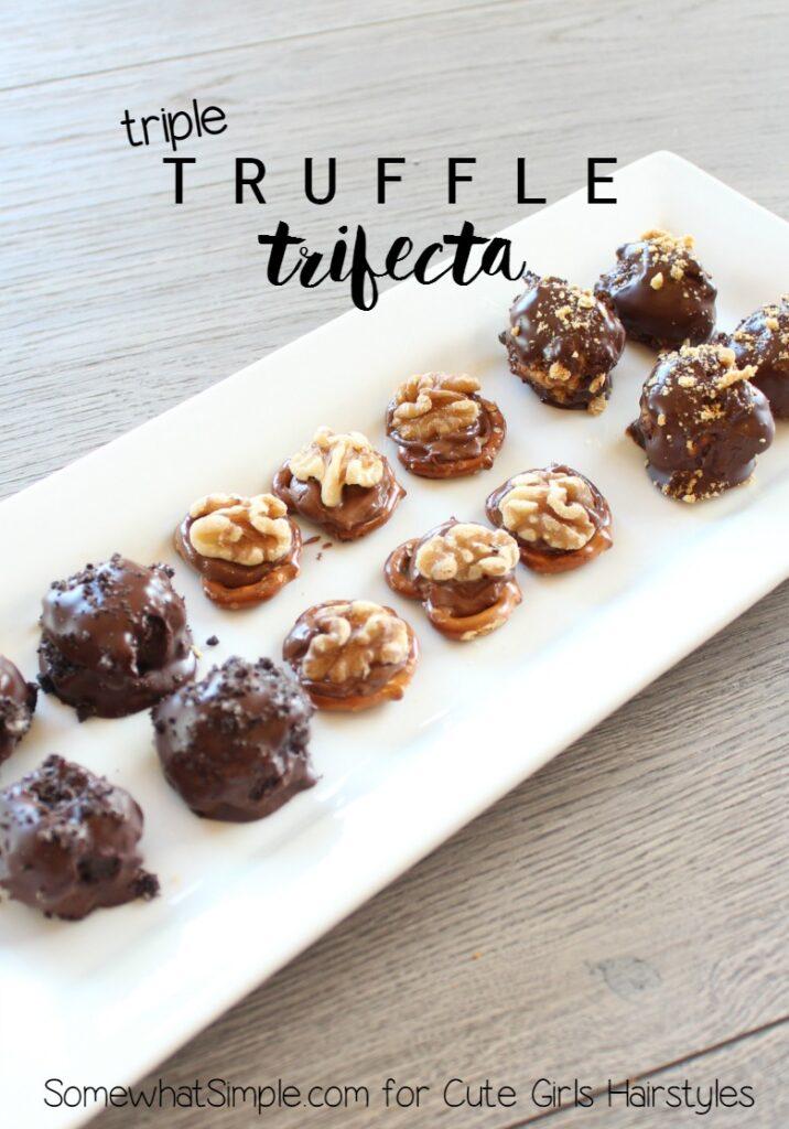 Truffle Trifecta | CGH Lifestyle