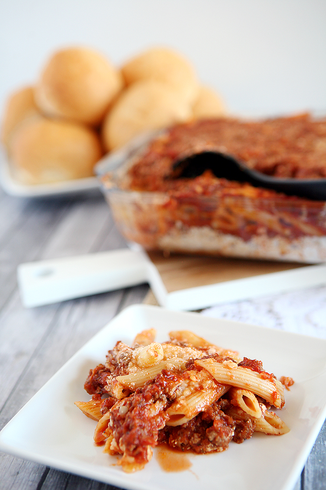 Baked Ziti Recipe | CGH Lifestyle