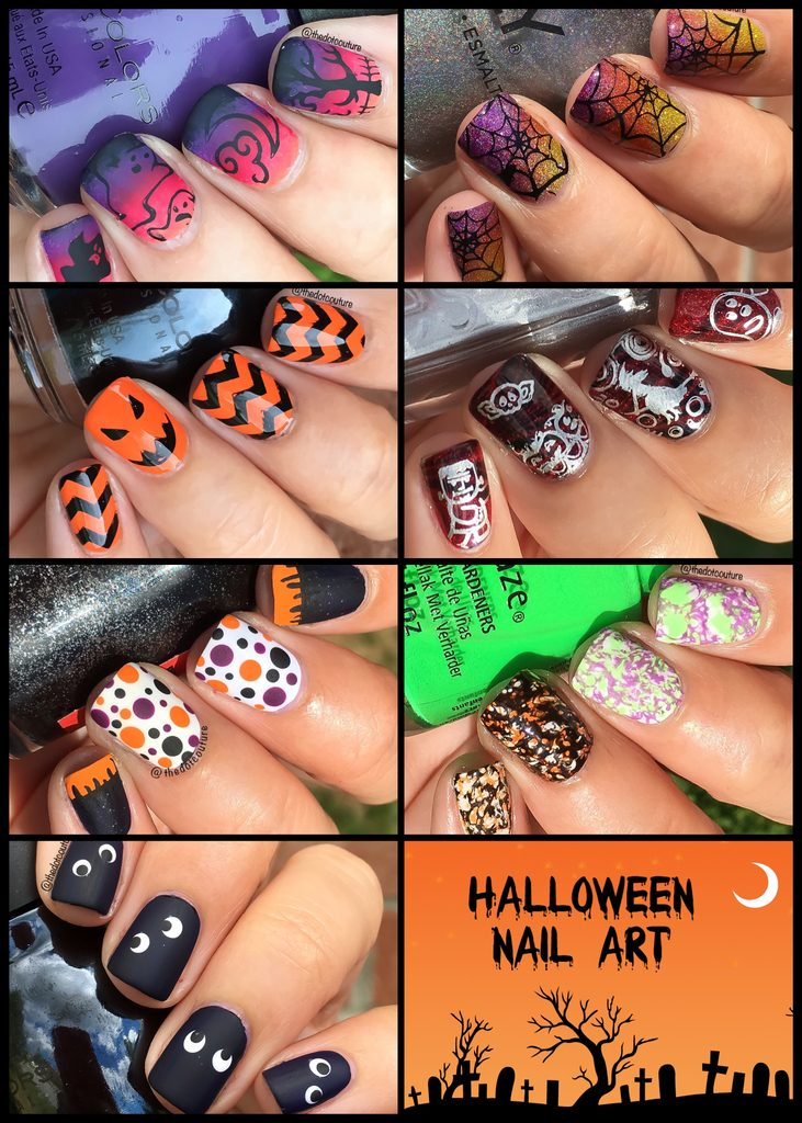 Halloween Nails | CGH Lifestyle