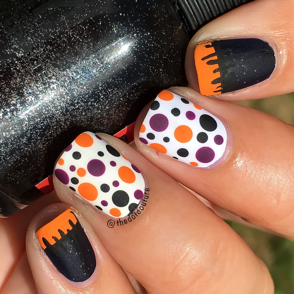 Halloween Nail Art!! | Cute Girls Hairstyles
