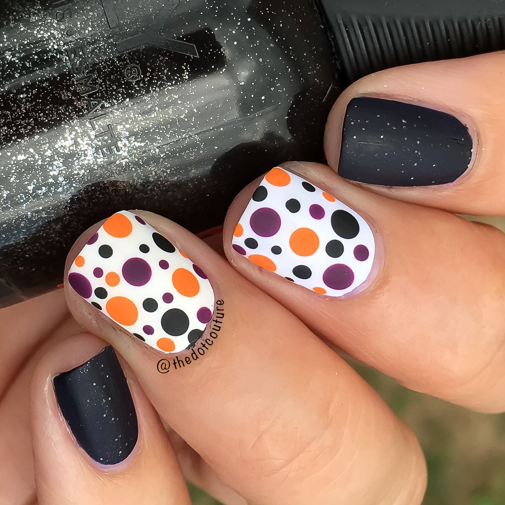 Halloween Polka Dots | CGH Lifestyle
