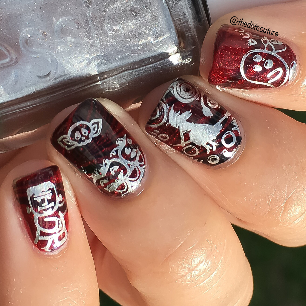 Spooky Nails | CGH Lifestyle