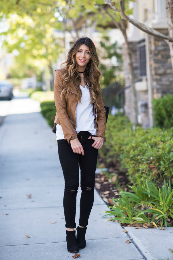 Casual Fall Look | CGH Lifestyle