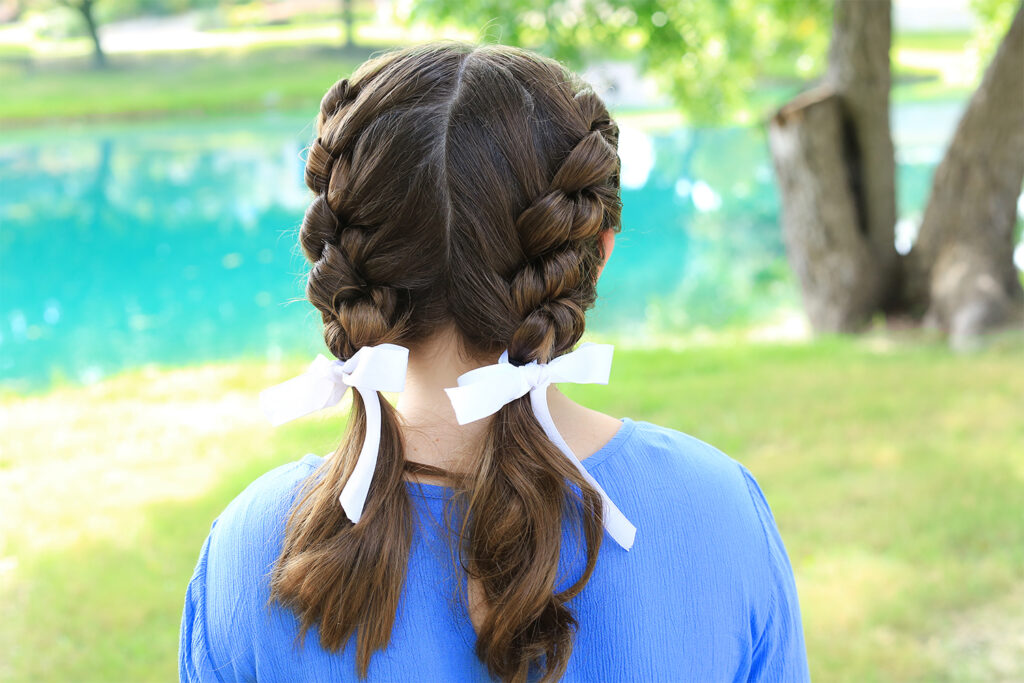 Shoelace Braid | Cute Girls Hairstyles