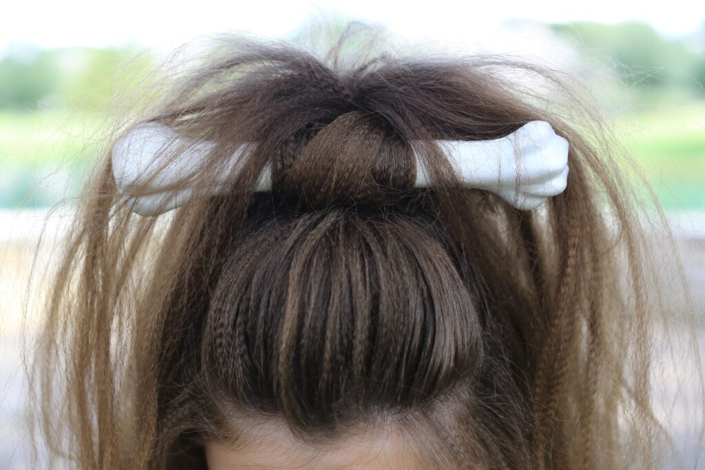 Cave Woman   Cute Girls Hairstyles