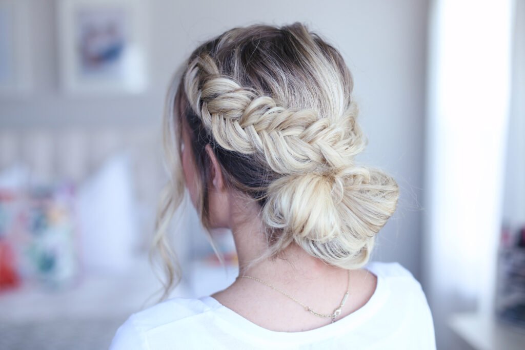 Fancy Fishtail | Cute Girls Hairstyles