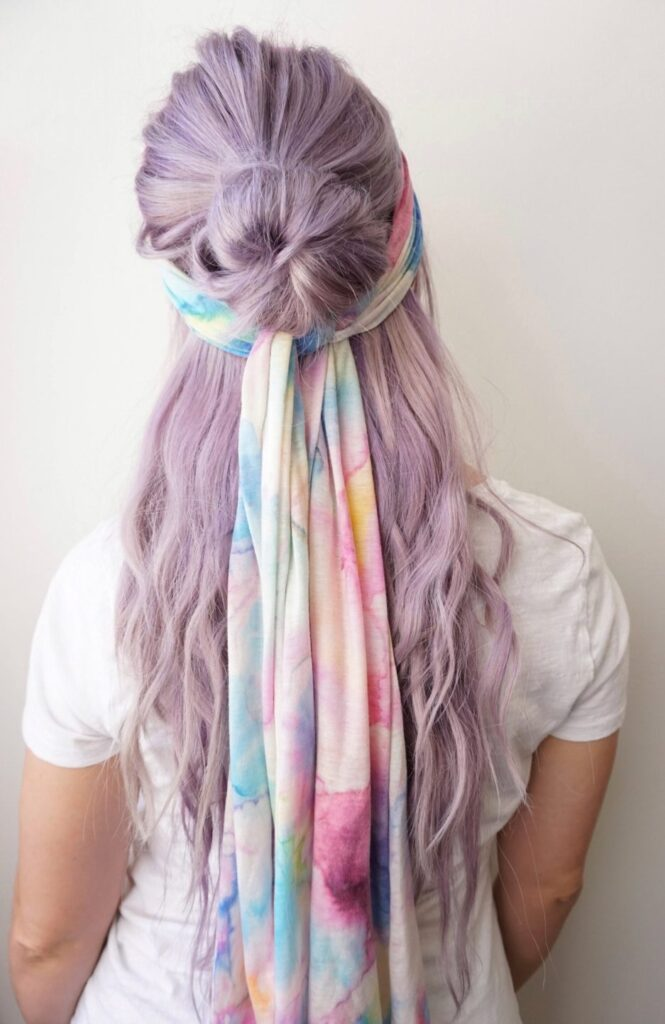 Scarf Hairstyles | CGH Lifestyles