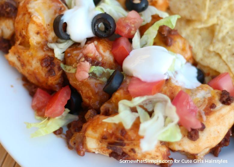 Mexican Bubble Pizza   CGH Lifestyle