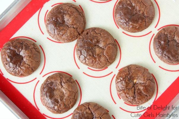 Caramel Stuffed Brownie Cookies   CGH Lifestyle