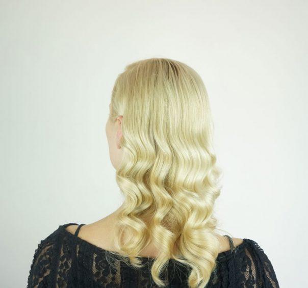 DIY Vintage glam waves | CGH Lifestyle