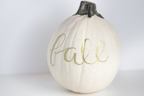 3 No-Carve Pumpkin DIYs | CGH Lifestyle