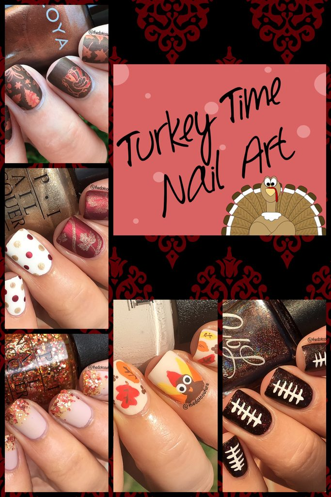 Thanksgiving Nail Art | CGH Lifestyle