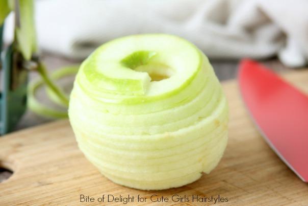 Apple Crisp Cookie Cups | Fall Treat | Recipe
