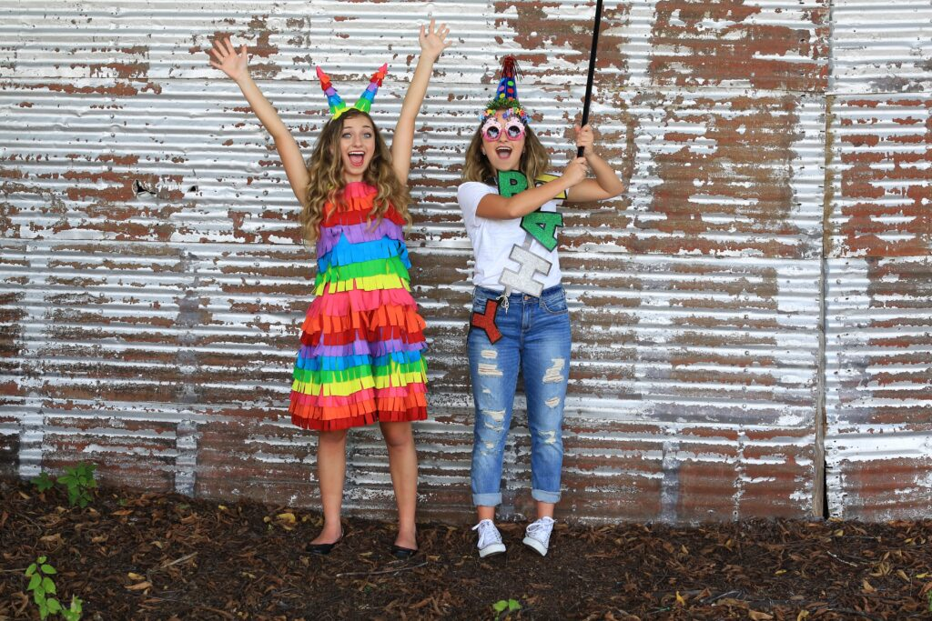 Pinata & Birthday Boy | Brooklyn & Bailey