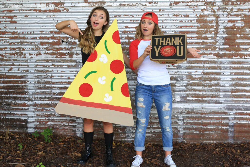 Pizza Delivery & Pizza | CGH | Brooklyn & Bailey