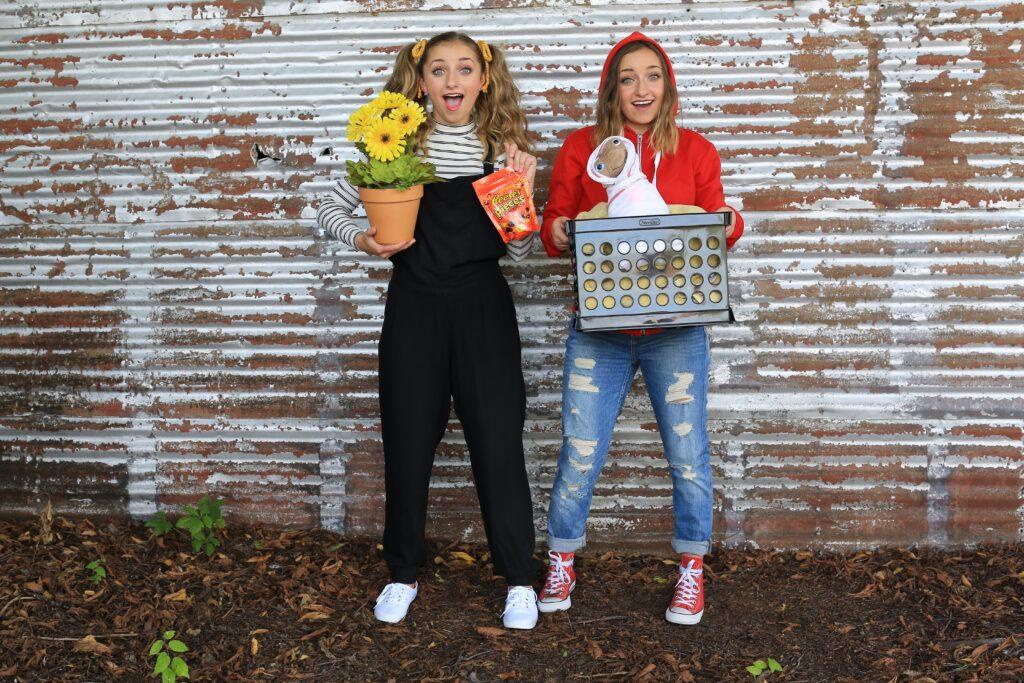 Elliott & Gertie Costume   CGH   Brooklyn & Bailey
