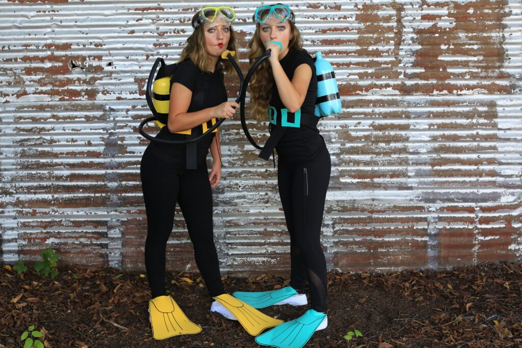 Scuba Diver Costume | CGH | Brooklyn & Bailey