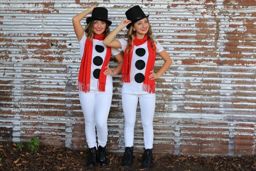Snowmen Costume | CGH | Brooklyn & Bailey
