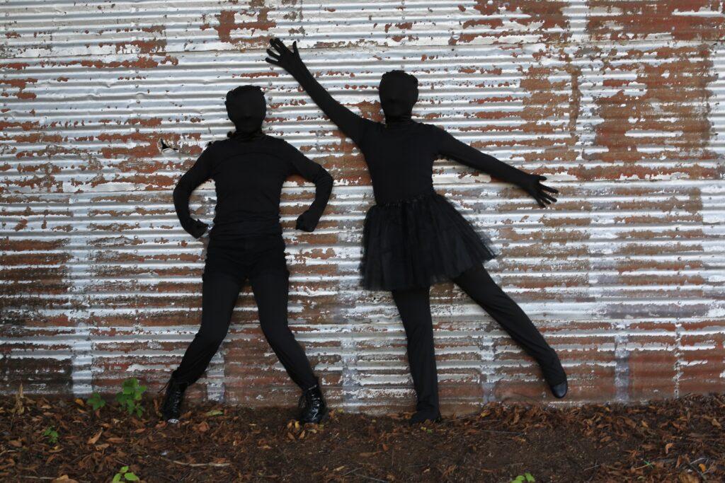 Shadow Costume   CGH   Brooklyn & Bailey