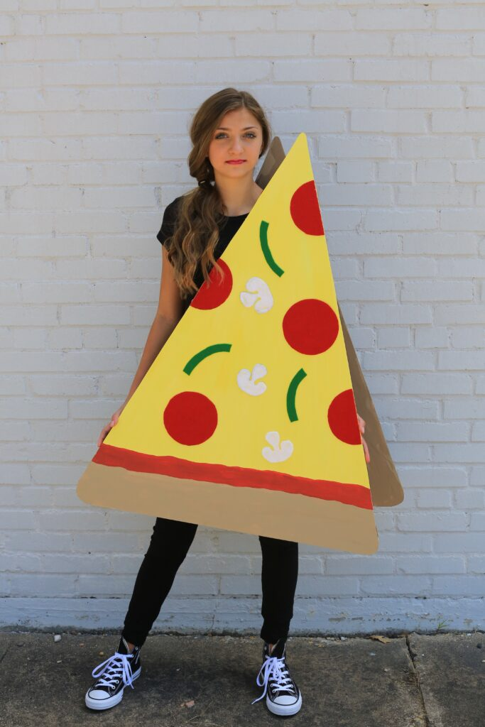 Pizza Costume | Kamri Noel | CGH
