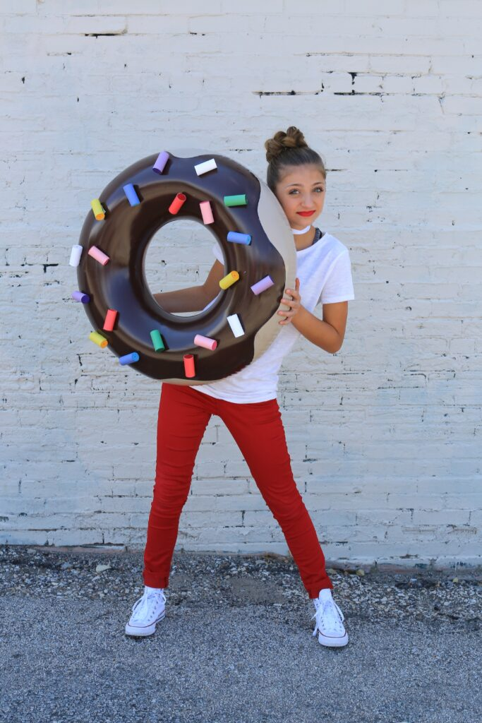 Donut Costume | Kamri Noel | CGH