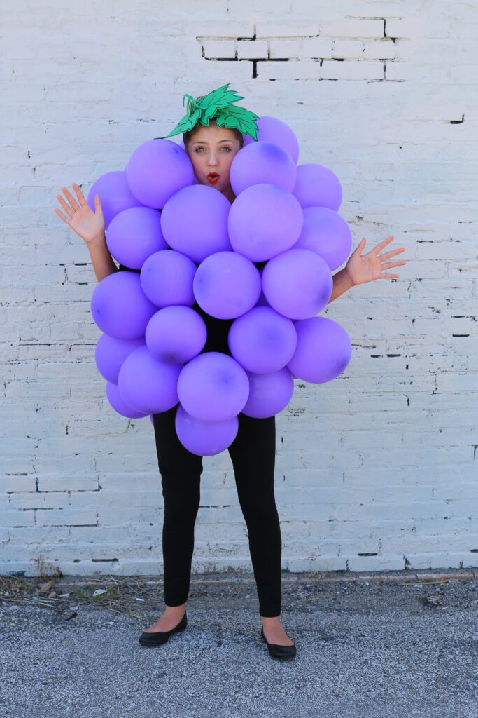 Grapes Costume | Kamri Noel | CGH