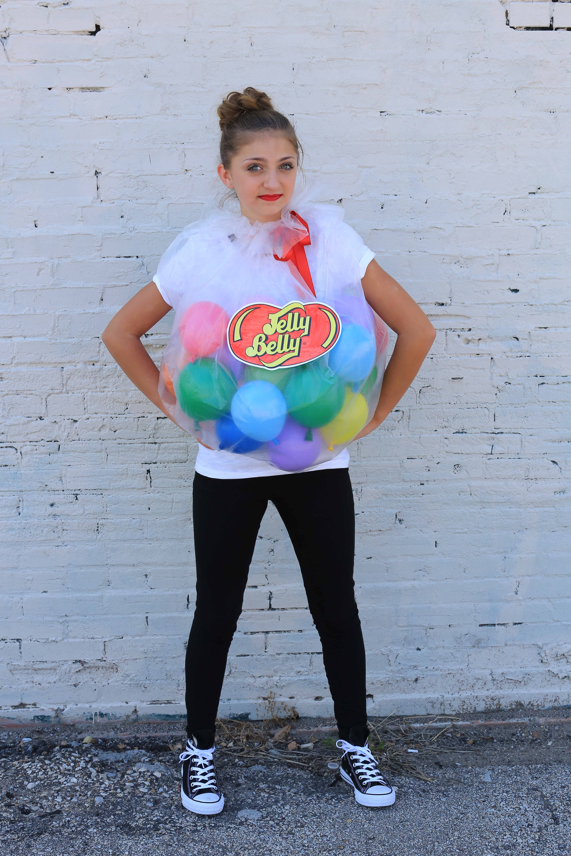Homemade #Halloween Costume - Heinz Ketchup Bottle. His ... |Diy Halloween Costumes Food