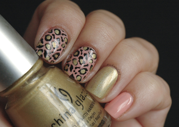 Leopard Nails | CGH Lifestyle
