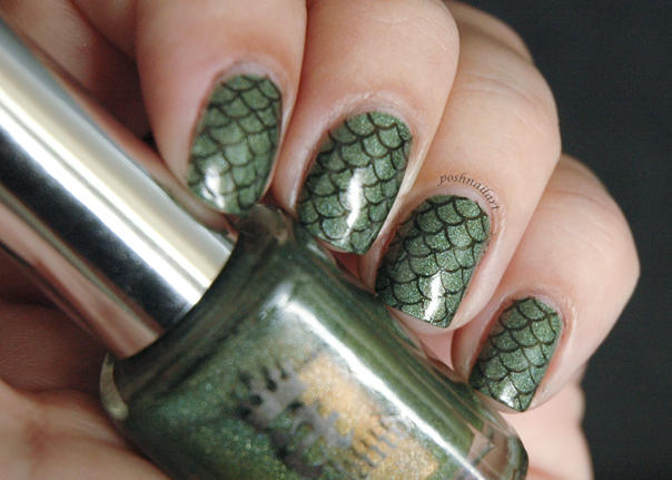 Dragon Scale Nails- CGH Lifesstyle