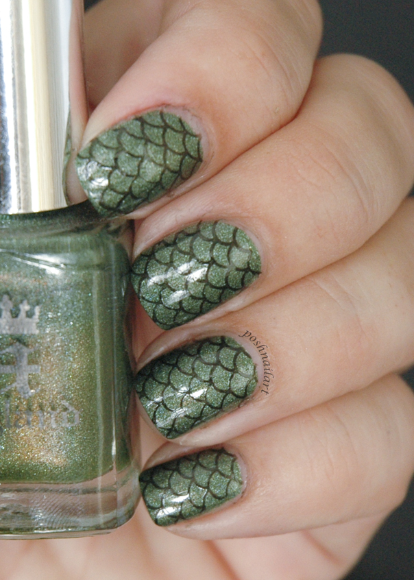 Dragon Scale Nails- CGH Lifestyle