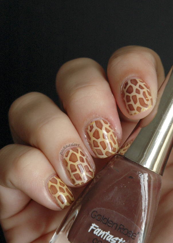 Giraffe Nails | CGH Lifestyle