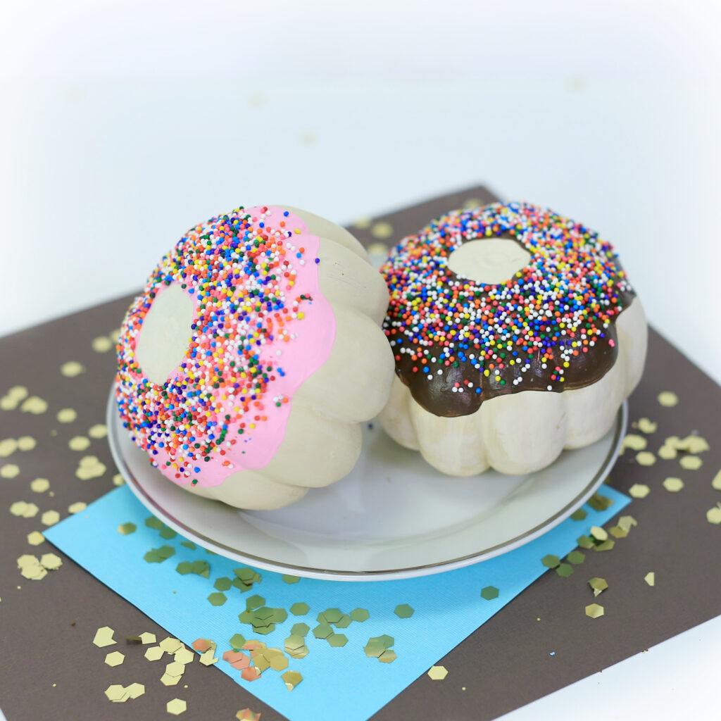 Donut Pumpkins | Kamri Noel | CGH