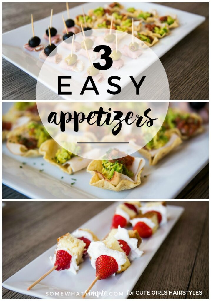 Easy Appetizers | CGH Lifestyle