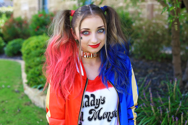 Harley Quinn | Suicide Squad | Cute Girls Hairstyles
