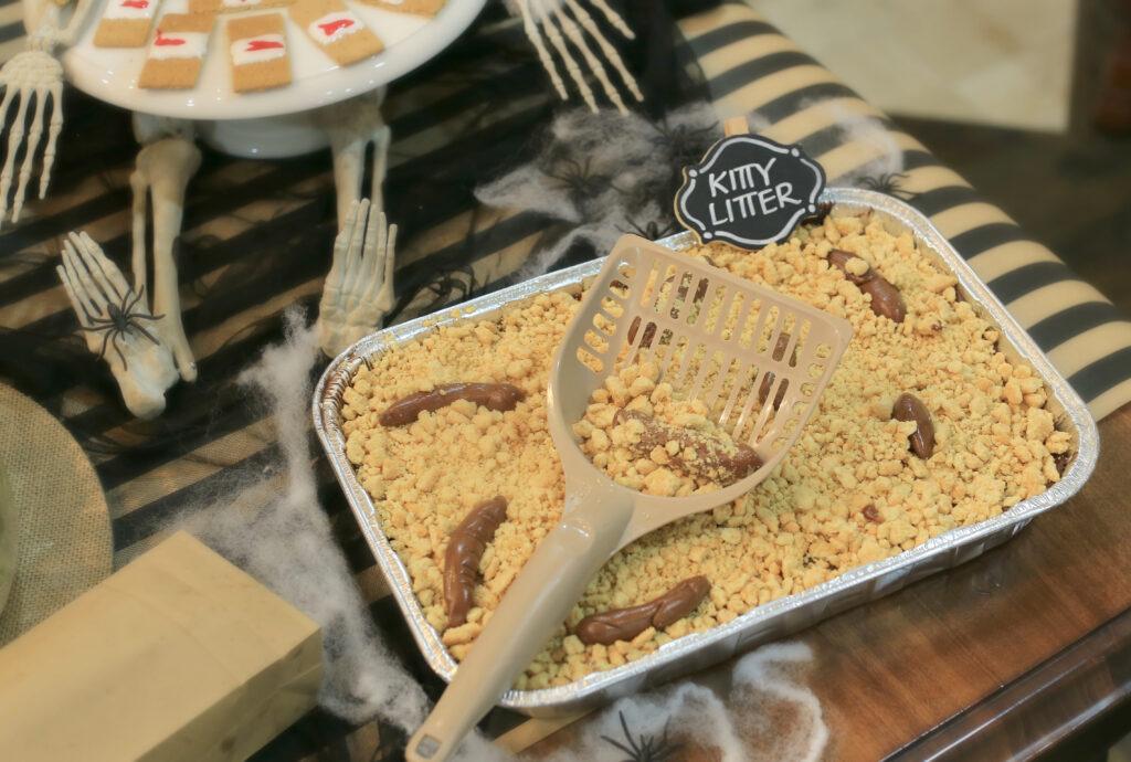 Kitty Litter Cake | CGH | Kamri Noel