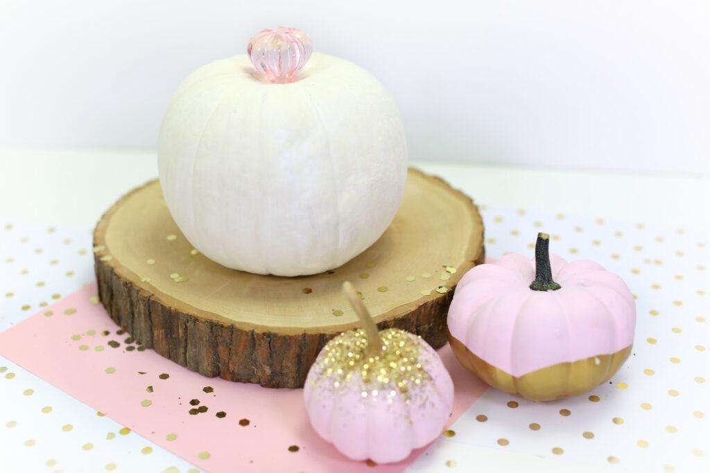 Dipped Pumpkins | Kamri Noel | CGH