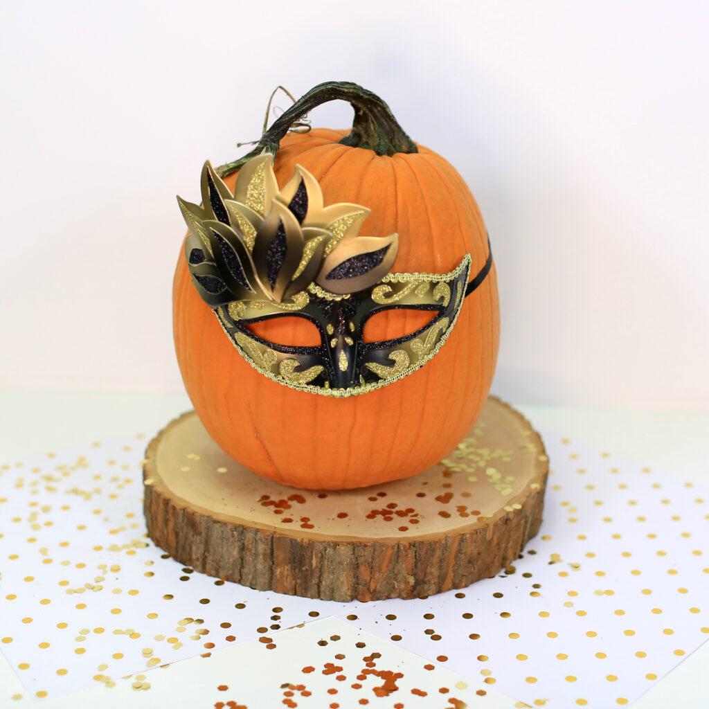 Masked Pumpkin | Kamri Noel | CGH