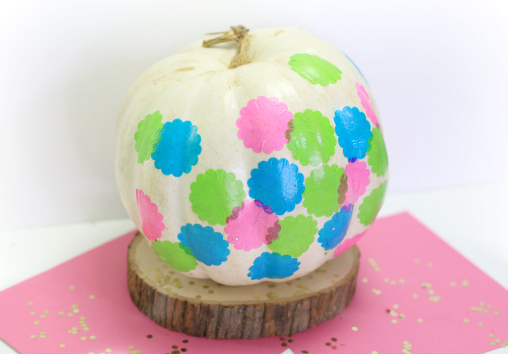 Mod Podge Pumpkin | Kamri Noel | CGH