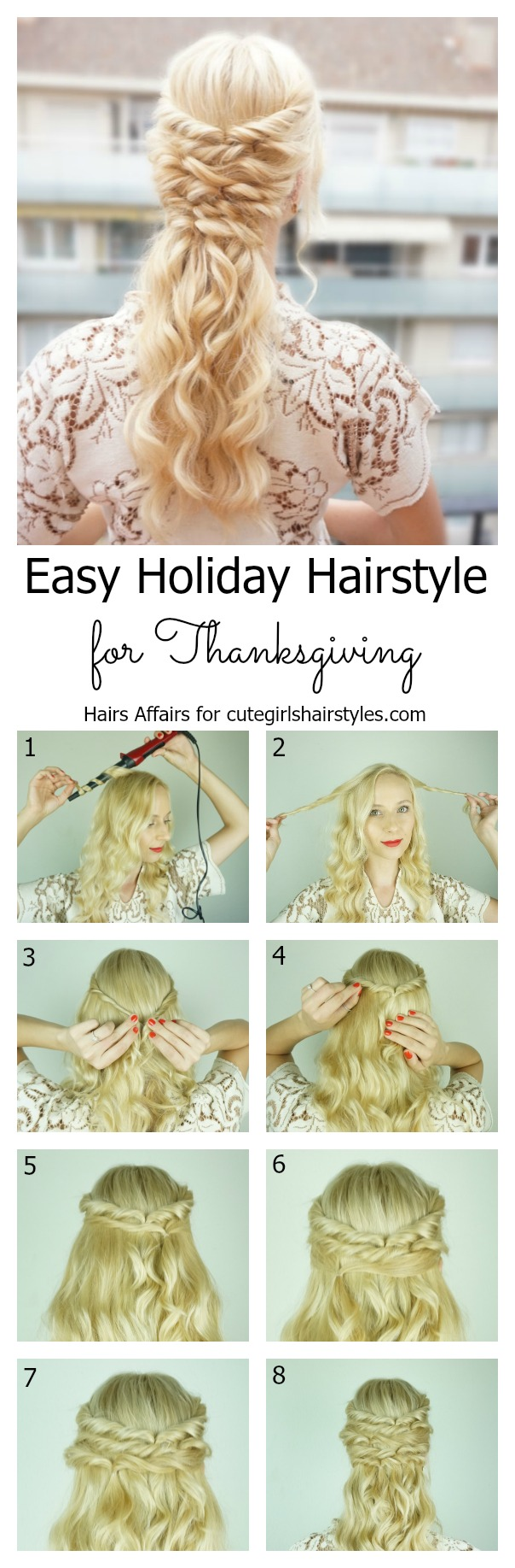 Holiday Hairstyle | CGH Lifestyle