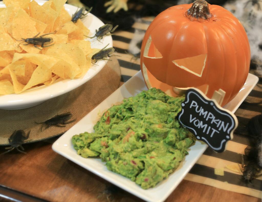 Pumpkin Vomit | CGH | Kamri Noel