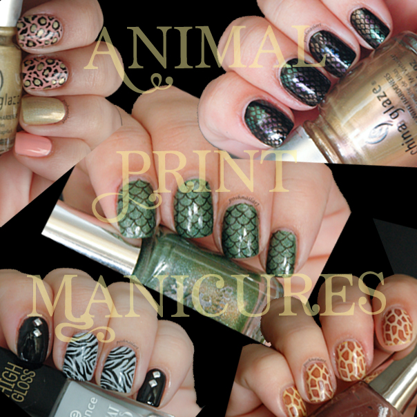 Animal Print Manicures | CGH Lifestyle