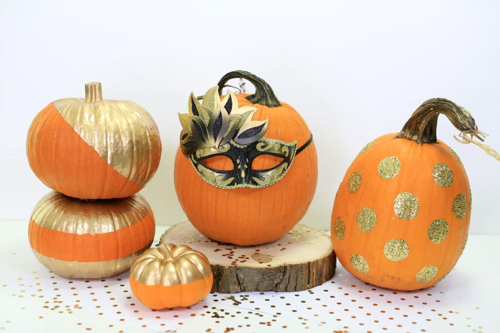 Glam Pumpkins | Kamri Noel | CGH