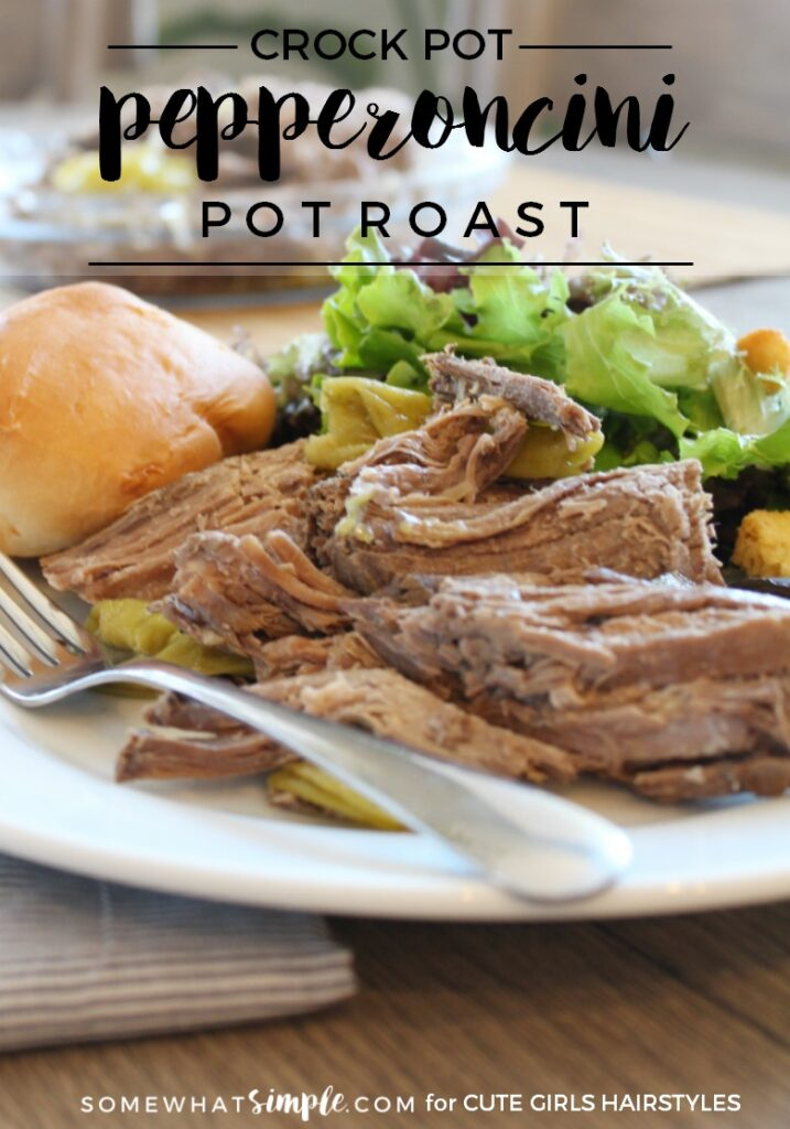 Pepperoncini Pot Roast | CGH Lifestyle