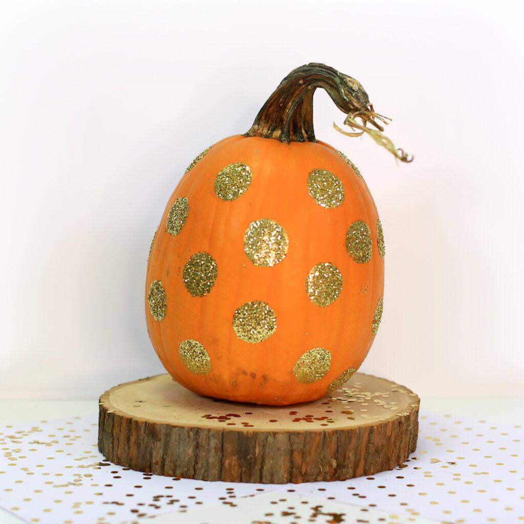 Polka-Dot-Pumpkin | Kamri Noel | CGH