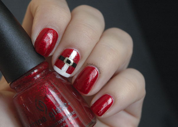 Santa Nails | CGH Lifestyle