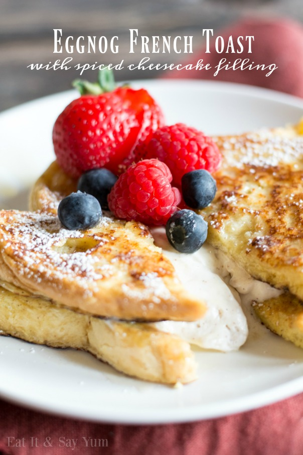 Eggnog French Toast | CGH Lifestyle