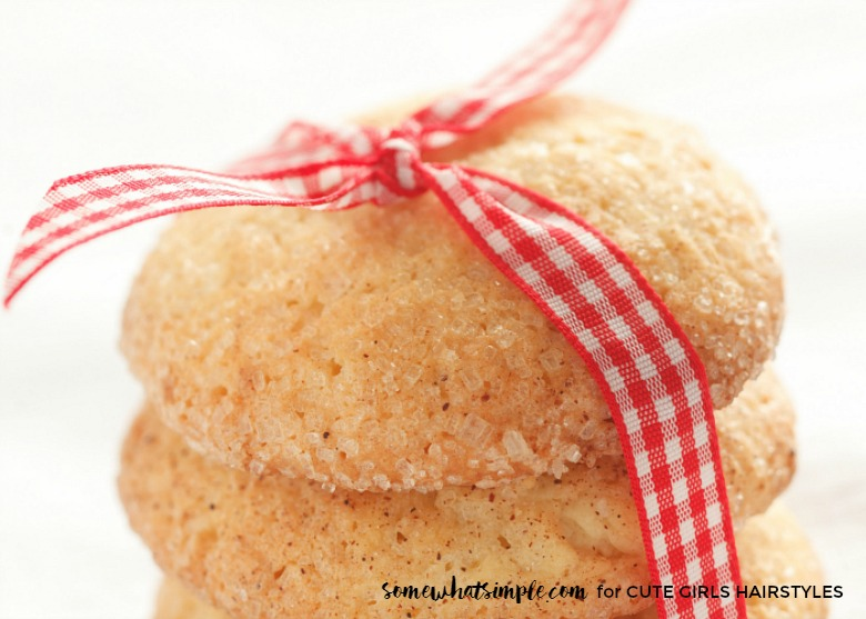 Soft Snickerdoodles | CGH Lifestyle